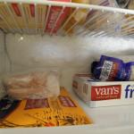 pulire freezer congelatore
