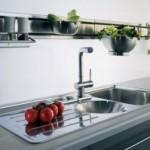 Rimedi naturali per la pulizia dei lavelli in acciaio inox